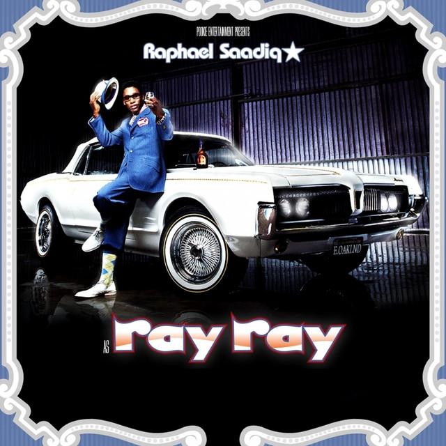 Raphael Saadiq Ray Ray album cover