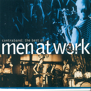 The Best Of Men At Work: Contraband Albumcover