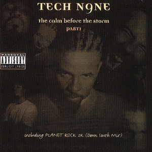 Tech N9ne Fuh What? cover