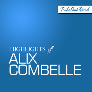 Alix Combelle Farewell Blues cover