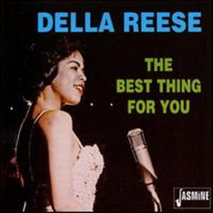 Della Reese, The John Cotter Orchestra The Best Thing For You cover