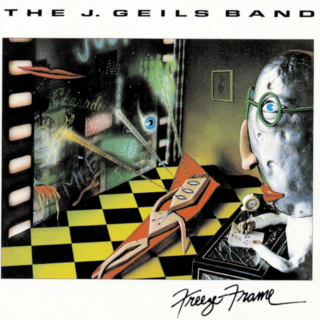 Freeze-Frame, a song by The J. Geils Band on Spotify