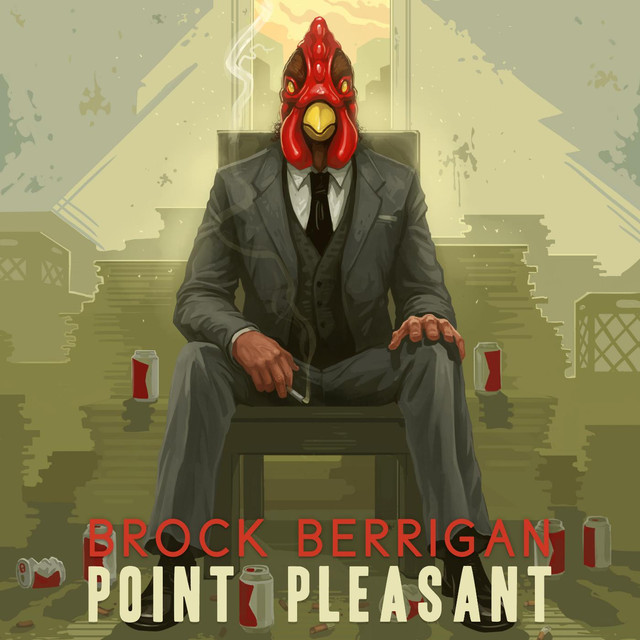 Brock Berrigan