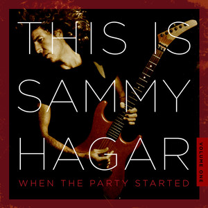 Sammy Hagar Stand Up cover