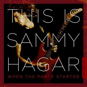 Sammy Hagar Sam I Am cover