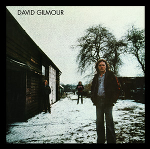 David Gilmour There's No Way out of Here cover