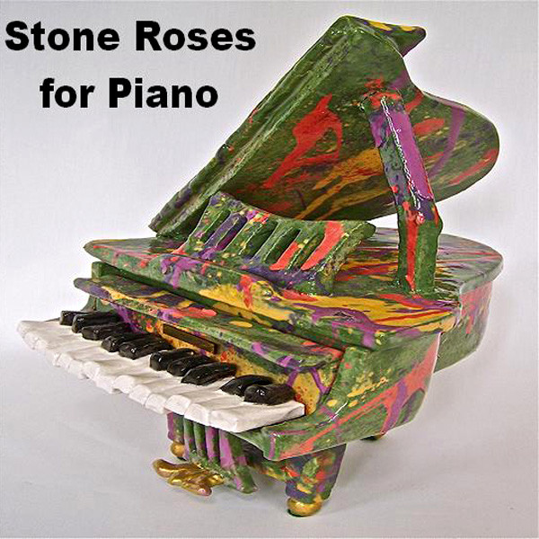 Stone Roses For Piano