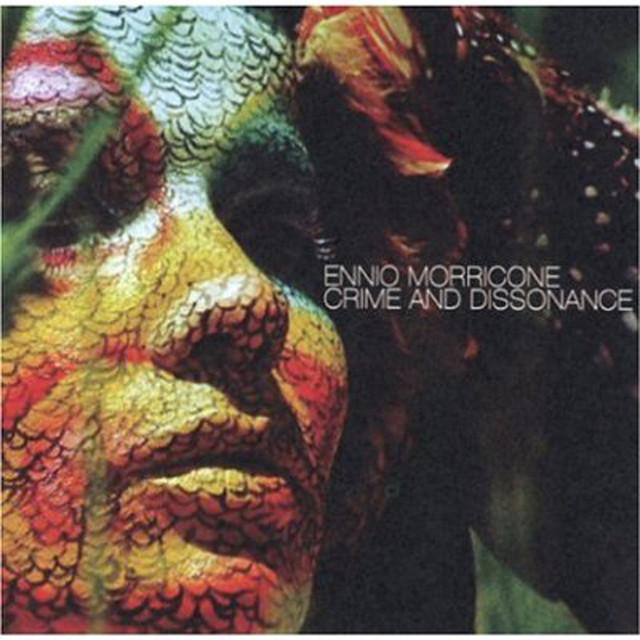 Crime and Dissonance Albumcover