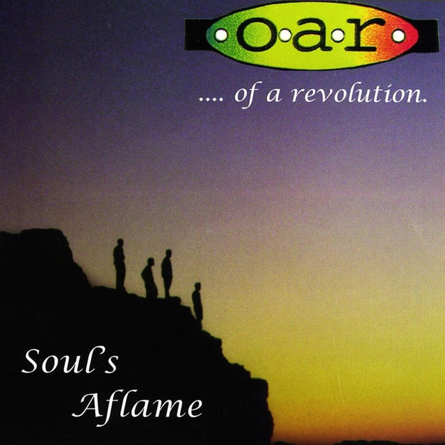 Soul's Aflame Albumcover