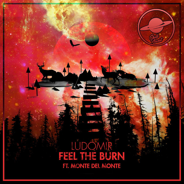 Feel The Burn (feat. Monte Del Monte)