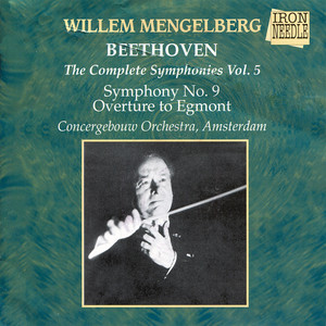 Mengelberg Conducts Beethoven, Vol. 5 Albümü