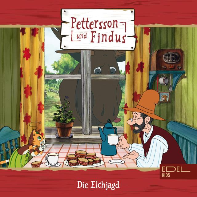 Folge 4: Die Elchjagd + drei Geschichten (Das Original-Hörspiel zur TV-Serie) Cover