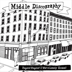Middle Discography Albumcover