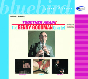 Benny Goodman I'll Get By (As Long As I Have You) - 2001 Remastered cover