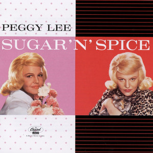 Peggy Lee Teach Me Tonight cover