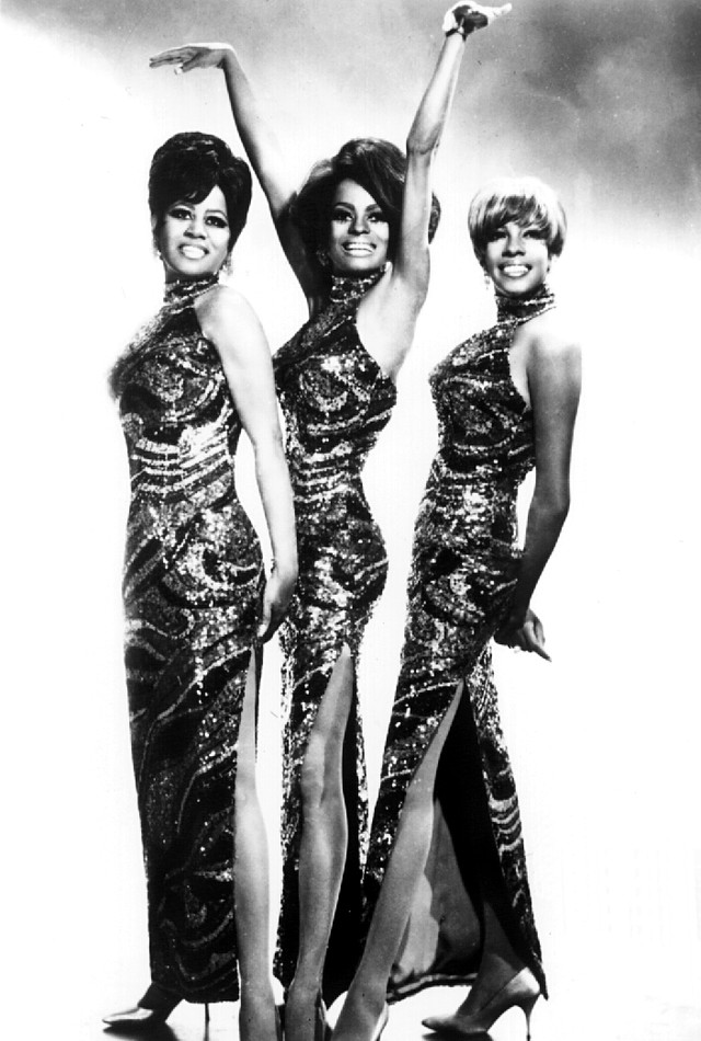 The Supremes, Diana Ross He cover