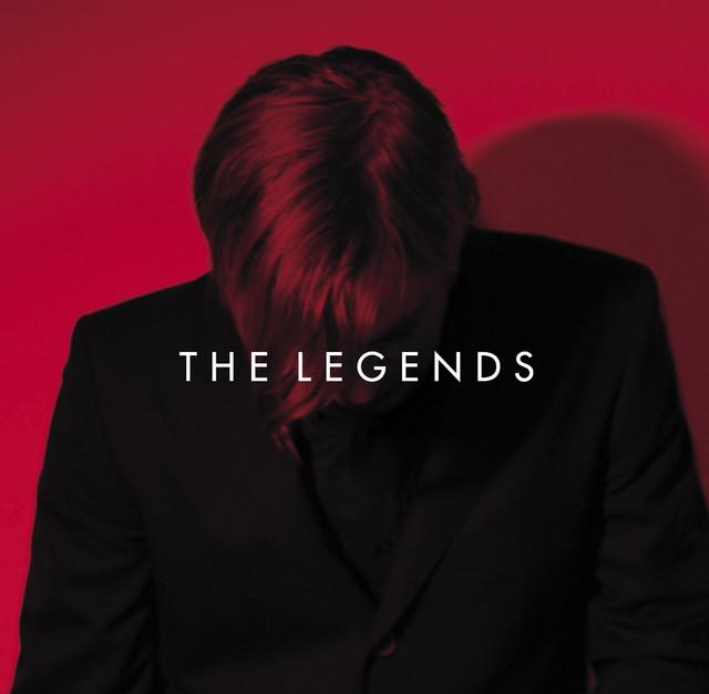 Skivomslag för Legends: Over And Over