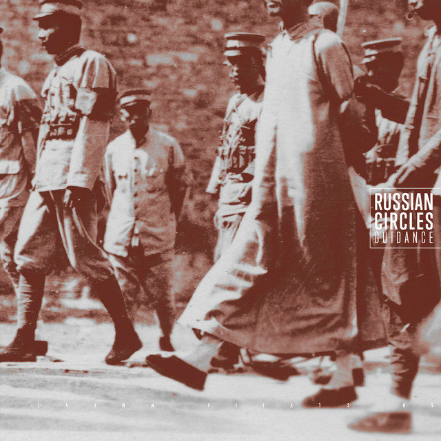 Album cover for Guidance by Russian Circles