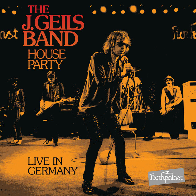 House Party Live in Germany (Live in Germany 1979)
