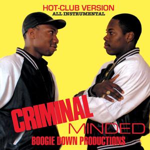 Criminal Minded (Hot Club Version) album