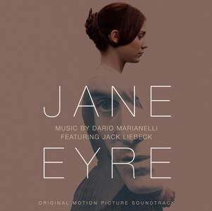 Jane Eyre - Original Motion Picture Soundtrack Albumcover