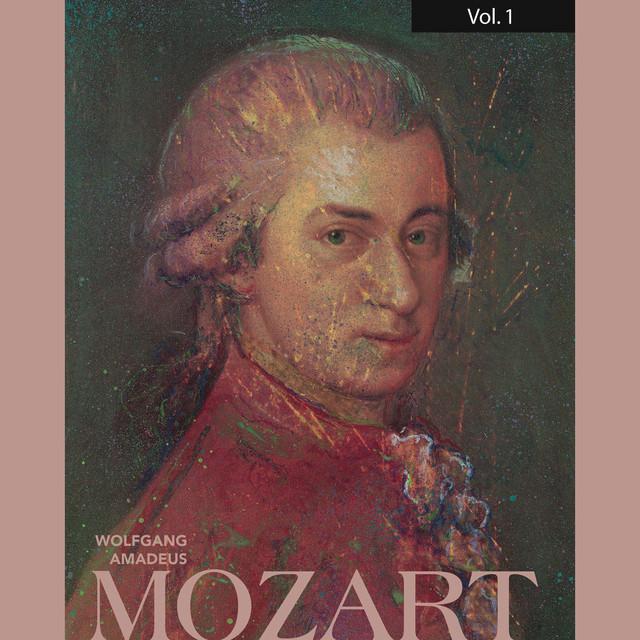 Wolfgang Amadeus Mozart, Vol. 1 (1945-1949) Albumcover