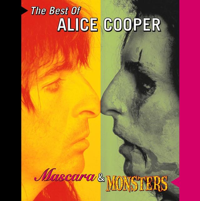 Alice Cooper Mascara & Monsters: The Best of Alice Cooper album cover