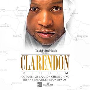 Clarendon Riddim Albumcover
