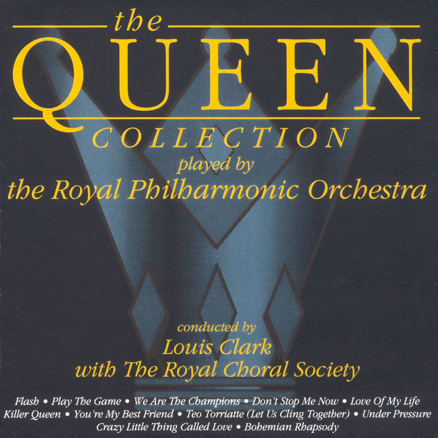 The Royal Philharmonic Orchestra Goes To The Bathroom: Royal Philharmonic Orchestra Plays Queen By Louis Clark On