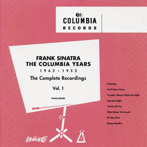 The Columbia Years (1943-1952): The Complete Recordings: Volume 1 Albumcover