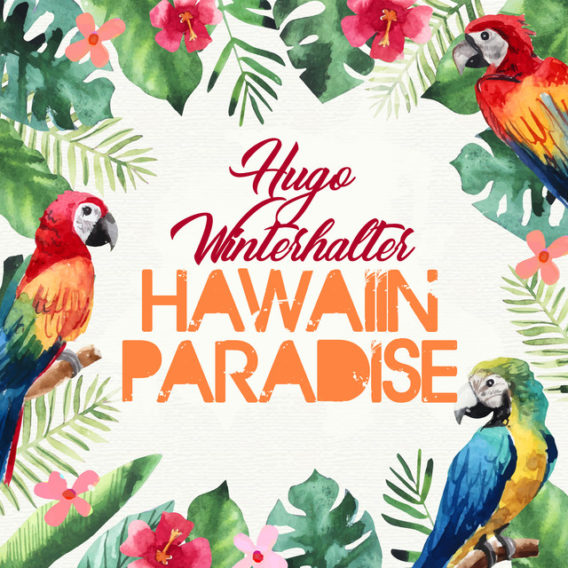 Hugo Winterhalter Hawaiin Paradise album cover