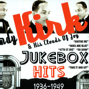 Jukebox Hits (1936-1949) album