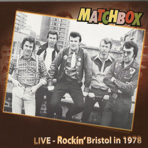 Live - Rockin' Bristol 1978 album
