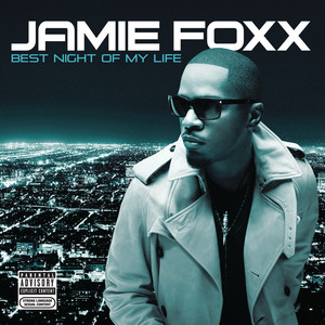 Jamie Foxx Living Better Now cover