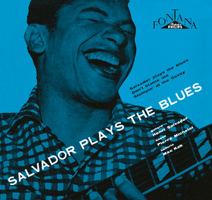 Salvador Plays the Blues album