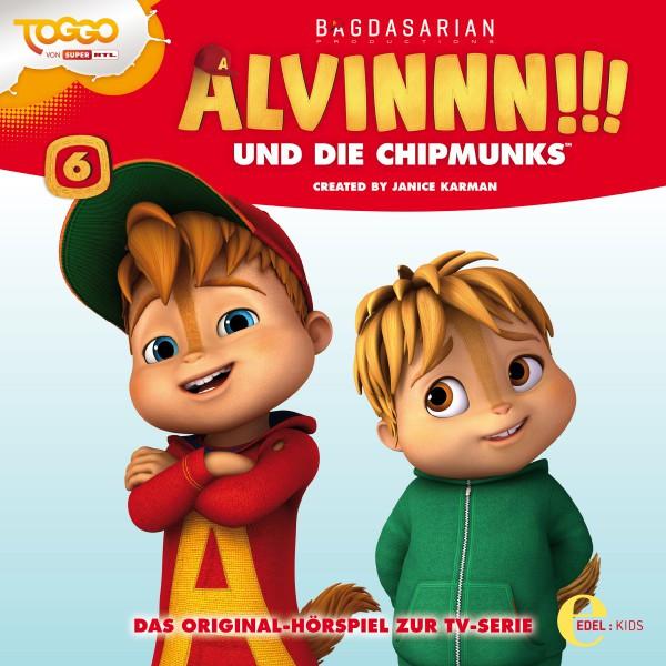 Alvinnn!!! und die Chipmunks Cover