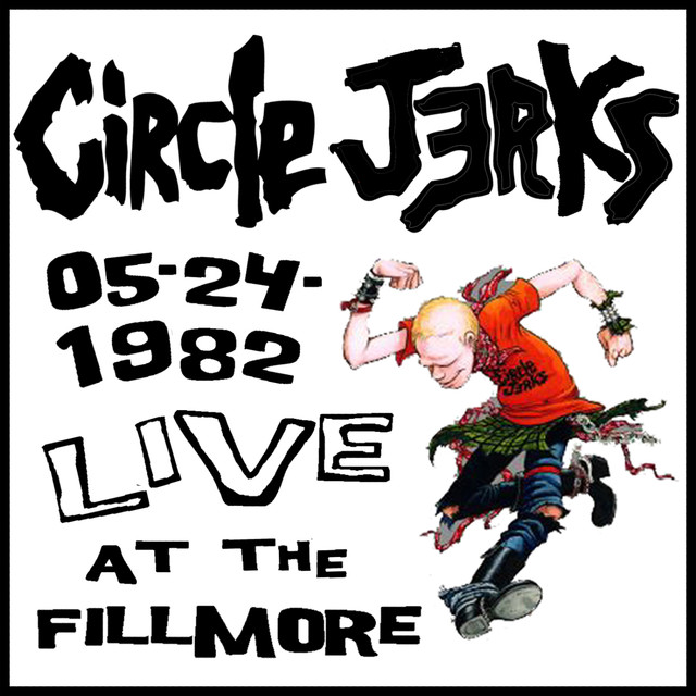 Live at the Fillmore 1982