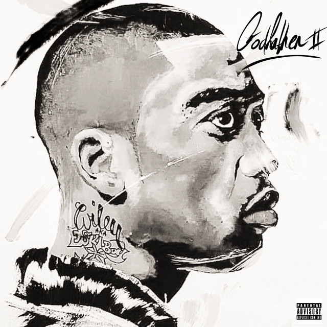 Album cover for Godfather II by Wiley
