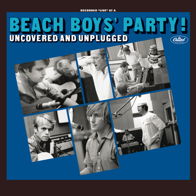 The Beach Boys' Party! Uncovered And Unplugged Albumcover