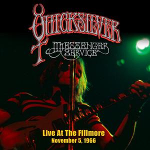 Live At the Fillmore - November 5, 1966 album
