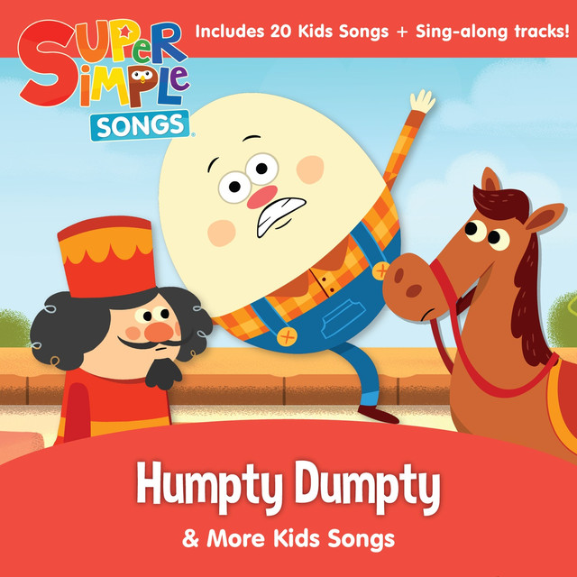 Humpty Dumpty & More Kids Songs