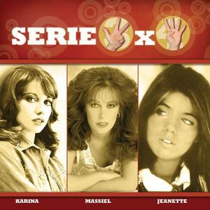 Serie 3x4  - Jeanette