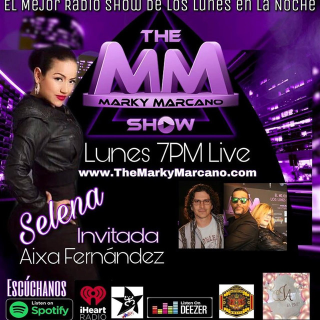 Tonight !! Invitados Aixa Fernandez Tributo a Selena   CJA Events   IWA Florida Savio Vega -Jose Mateo-Willy Urbina