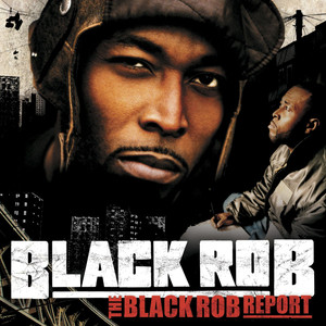 Black Rob The Verdict cover