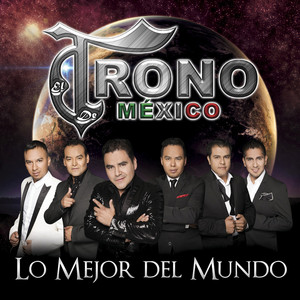 El Trono de México Maldito Miedo cover