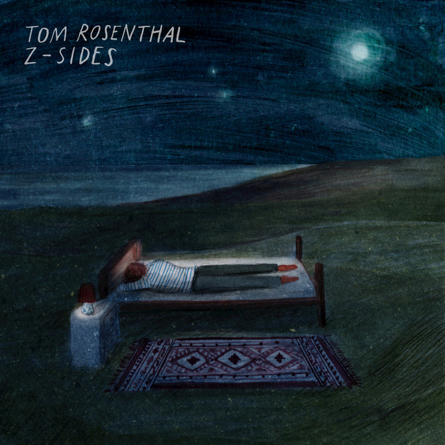 Album cover for Z-Sides by Tom Rosenthal