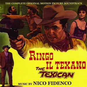 Ringo il texano (Original Motion Picture Soundtrack) [Remastered] album