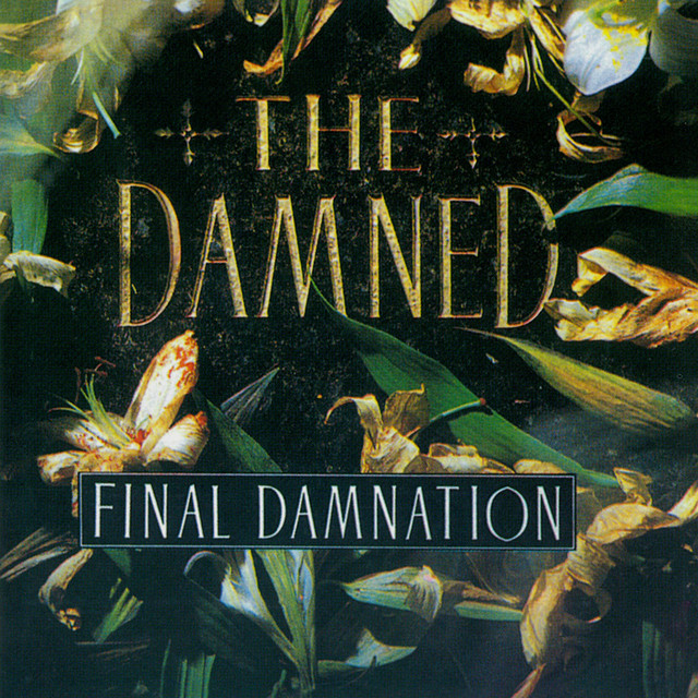 The Damned Final Damnation album cover
