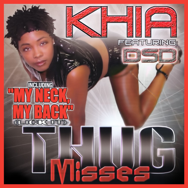 Khia lick it good apologise, but