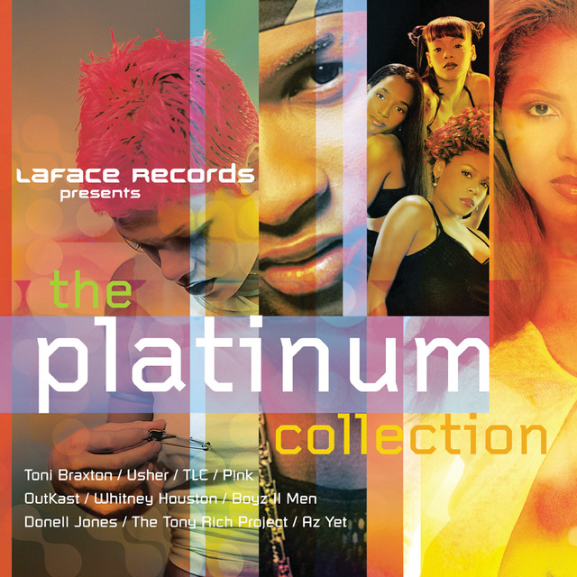 Various Artists LaFace Records Presents The Platinum Collection album cover